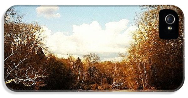 #lake #creek #nature #ohio IPhone 5s Case