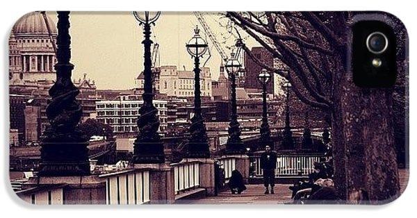 #london #southbank #stpaul IPhone 5s Case
