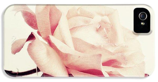 Rose iPhone 5s Case - Lucid by Priska Wettstein