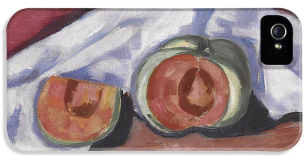 Melons IPhone 5s Case by Marsden Hartley