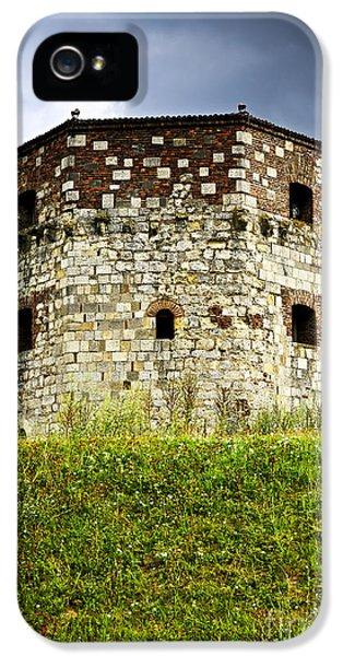 Dungeon iPhone 5s Case - Nebojsa Tower In Belgrade by Elena Elisseeva
