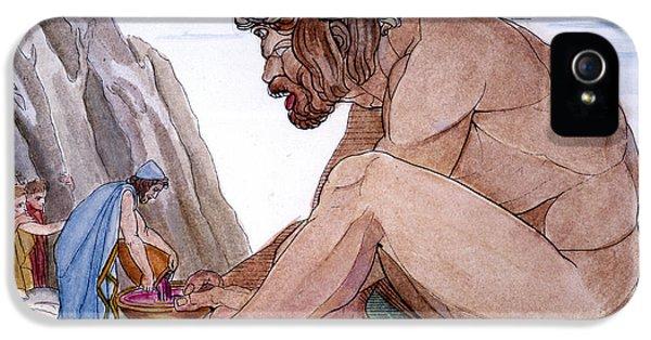 Odysseus & Cyclops IPhone 5s Case