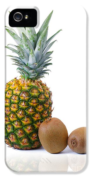 Pineapple And Kiwis IPhone 5s Case