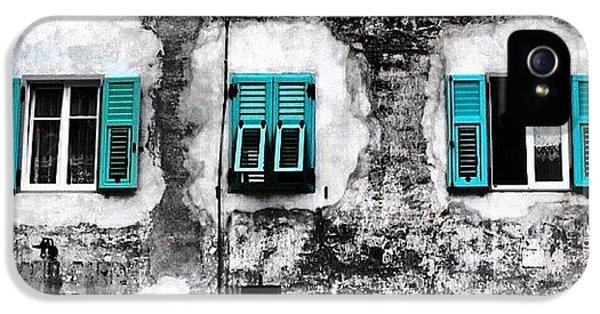 House iPhone 5s Case - Predazzo by Luisa Azzolini