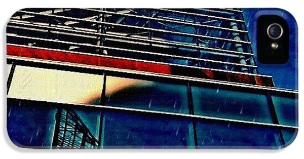Edit iPhone 5s Case - Rains Reflection by Mari Posa