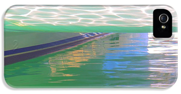 Reflections IPhone 5s Case by Nareeta Martin