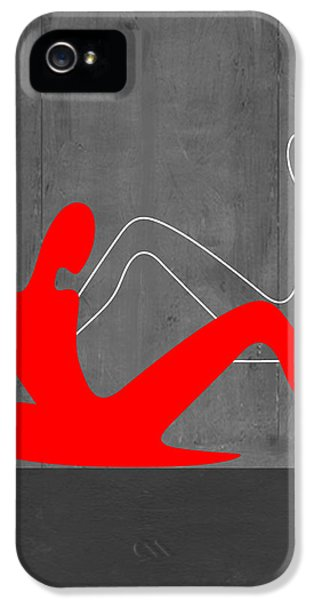 Figurative iPhone 5s Case - Relaxation by Naxart Studio