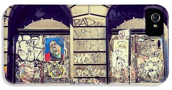 Street Art On The Bowery - New York City IPhone 5s Case