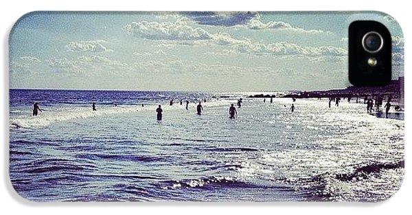 Summer iPhone 5s Case - Summertime by Randy Lemoine