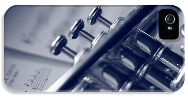Trumpet iPhone 5s Case - The Classics by Jennifer Grover