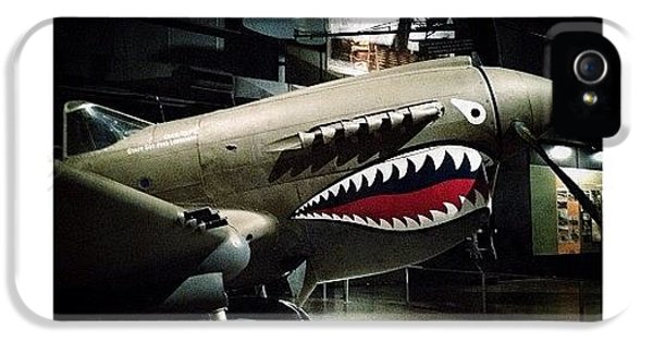 Ww2 Curtiss P-40e Warhawk IPhone 5s Case