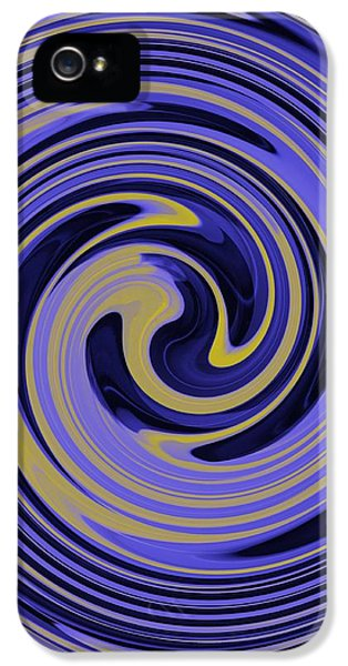 You Are Like A Hurricane IPhone 5s Case by Bill Cannon