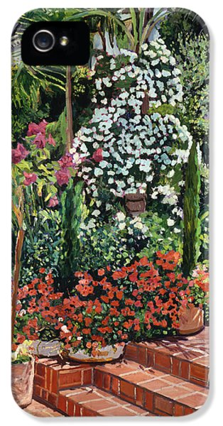 A Garden Approach IPhone 5s Case
