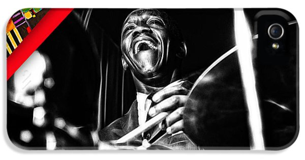 Art Blakey Collection IPhone 5s Case