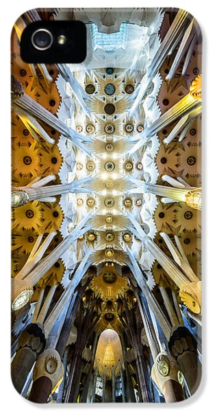 Basilica De La Sagrada Familia IPhone 5s Case