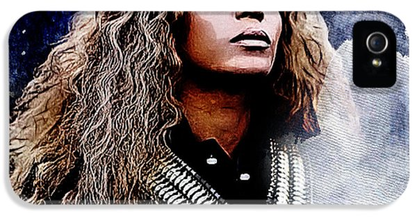 Beyonce  IPhone 5s Case by The DigArtisT