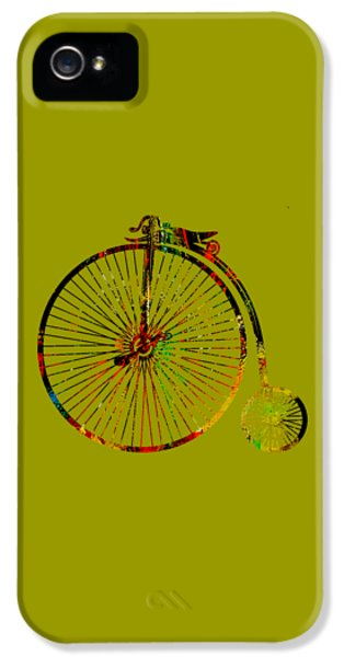 Bicycle Collection IPhone 5s Case by Marvin Blaine