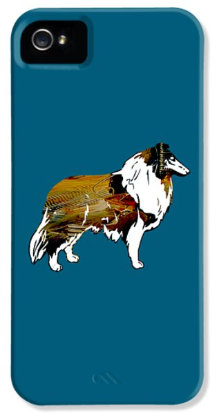 Collie Collection IPhone 5s Case