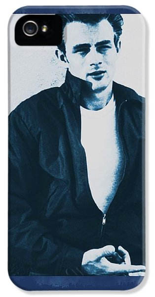 James Dean IPhone 5s Case by John Springfield