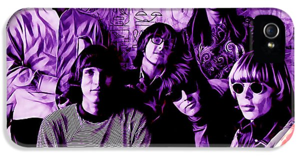 Jefferson Airplane Collection IPhone 5s Case