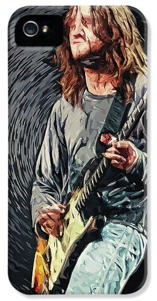 John Frusciante IPhone 5s Case