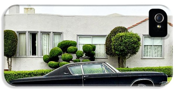 iPhone 5s Case - Old Car by Julie Gebhardt