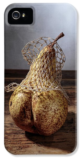 Pear IPhone 5s Case by Nailia Schwarz