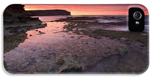 Red Sky At Morning IPhone 5s Case
