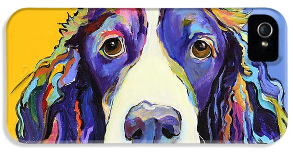 Animal iPhone 5s Case - Sadie by Pat Saunders-White