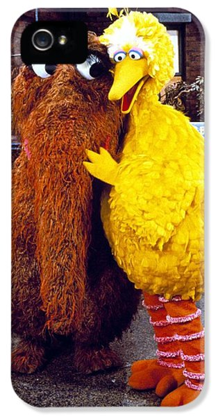 Snuffleupagus IPhone 5s Case