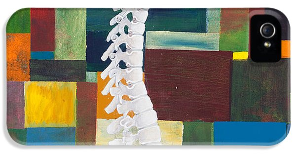 Figurative iPhone 5s Case - Spine by Sara Young