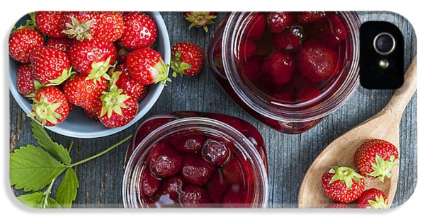 Strawberry Preserve IPhone 5s Case