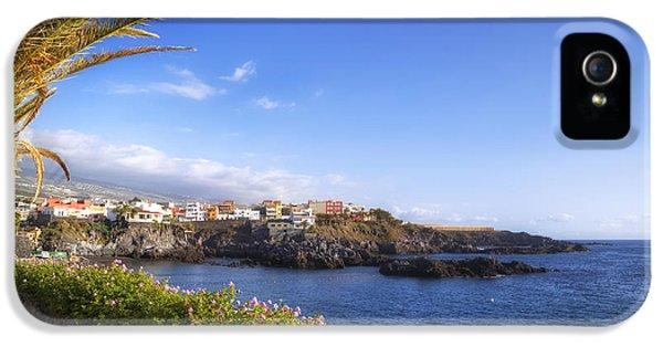 Canary iPhone 5s Case - Tenerife - Alcala by Joana Kruse