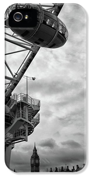 The London Eye IPhone 5s Case by Martin Newman