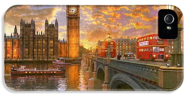 Westminster Sunset IPhone 5s Case