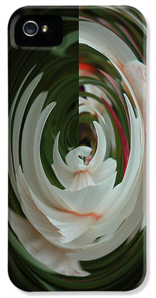 White Form IPhone 5s Case