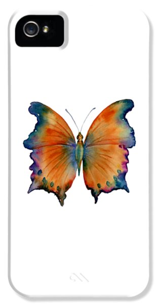 Wizard iPhone 5s Case - 1 Wizard Butterfly by Amy Kirkpatrick
