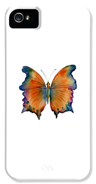1 Wizard Butterfly IPhone 5s Case by Amy Kirkpatrick