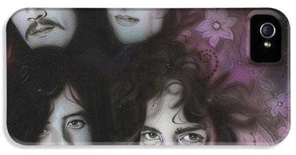 Led Zeppelin - ' Zeppelin ' IPhone 5s Case