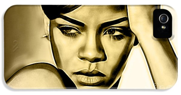 Rihanna Collection IPhone 5s Case by Marvin Blaine