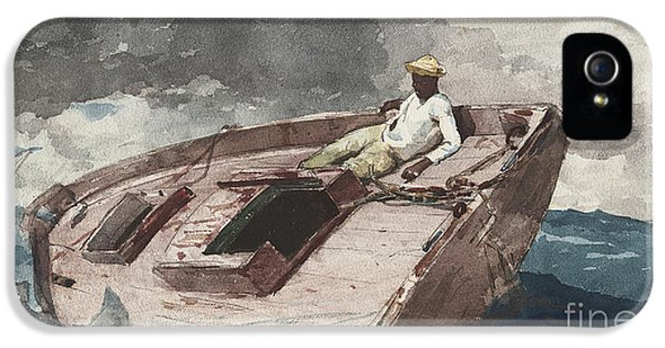 The Gulf Stream IPhone 5s Case by Winslow Homer