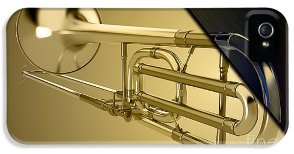 Trombone Collection IPhone 5s Case