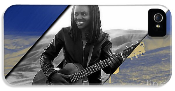 Tracy Chapman Collection IPhone 5s Case by Marvin Blaine