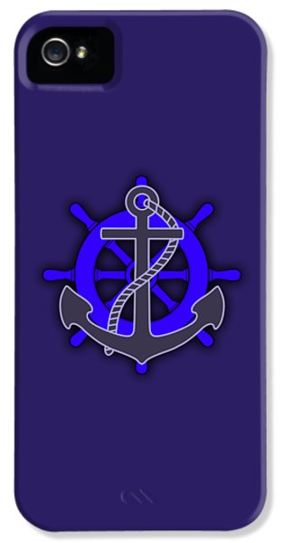 Nautical Collection IPhone 5s Case by Marvin Blaine