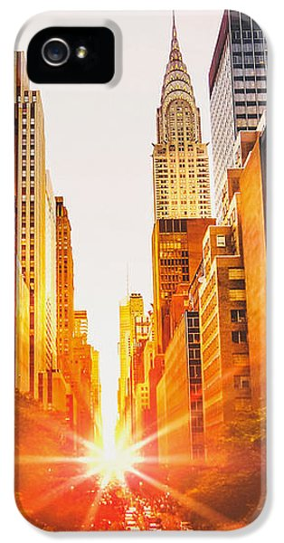 New York City IPhone 5s Case by Vivienne Gucwa