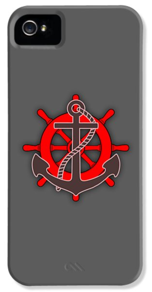 Nautical Collection IPhone 5s Case