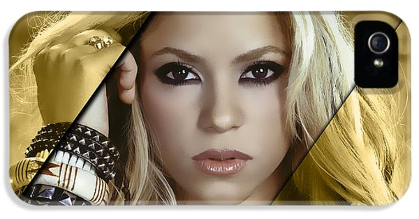 Shakira Collection IPhone 5s Case by Marvin Blaine