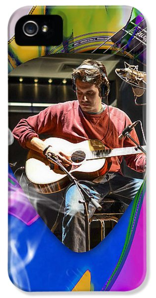 John Mayer Art IPhone 5s Case
