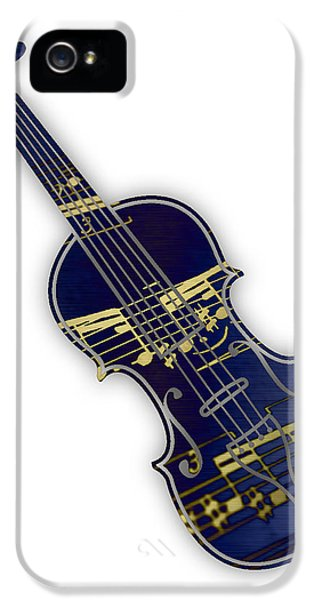 Violin Collection IPhone 5s Case