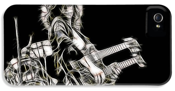 Jimmy Page Collection IPhone 5s Case